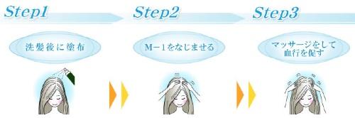 M1ミスト 使い方