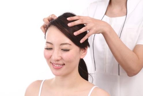 頭皮マッサージ 育毛