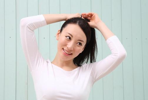 薄毛対策 女性